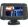 Эхолот-картплоттер Lowrance Elite 5 Ti Mid/High/DownScan