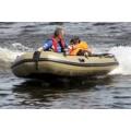Лодка для охоты Duck Line 340 AL