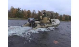 Лодка Badger FL330 без палубы - купить в Таганроге