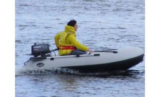 Лодка Badger UL330 НДНД - купить в Таганроге