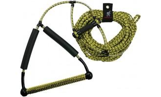 Фал для буксировки  Wakeboard Rope with Phat Grip - купить в Таганроге