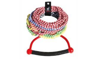 Фал для буксировки AIRHEAD® 8 Section Radius Handle Ski Rope - купить в Таганроге