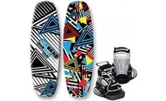 Вейкборд AIRHEAD RADICAL с креплениями для ног GRIND - купить в Таганроге