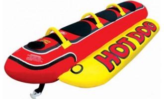"""Надувной """"банан""""  HOT DOG  - купить в Таганроге"""