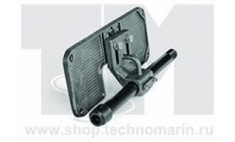 Алюминевая транцевая опора рулевого троса 280х115мм  A.260 - купить в Таганроге