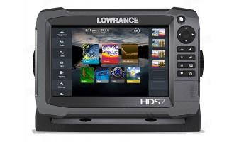 Эхолот-картплоттер Lowrance HDS 7 Gen3 - купить в Таганроге