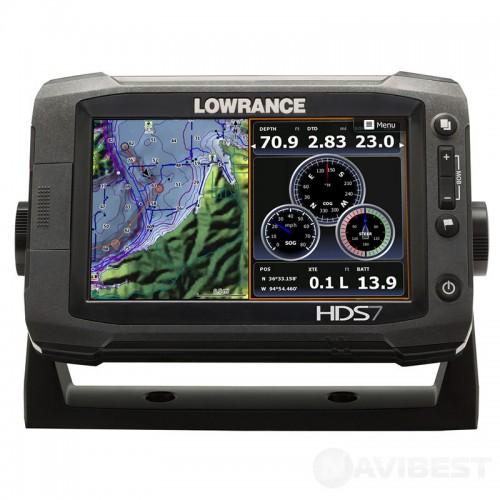 lowrance hds-7 gen3 000-11787-001