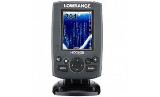 Эхолот Lowrance HOOK 3x DSI - купить в Таганроге