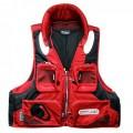 Жилет рыболовный (плавающий) Aqua Sport Red
