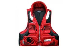 Жилет рыболовный (плавающий) Aqua Sport Red - купить в Таганроге