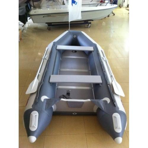 надувная моторная лодка badger cl 340
