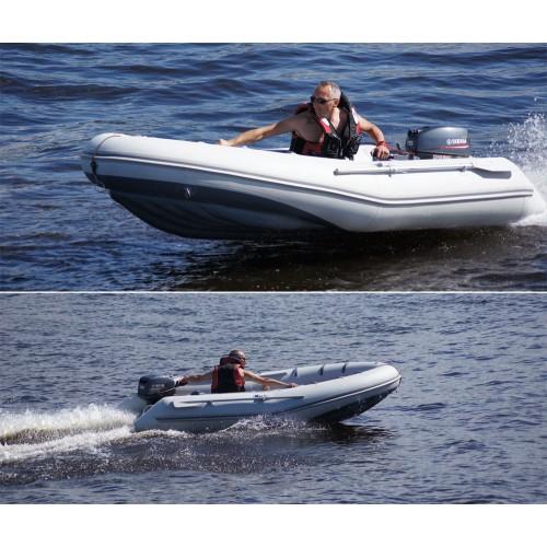 лодка air line 390