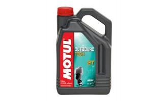 Масло Motul Outboard Tech 2T 5л. - купить в Таганроге
