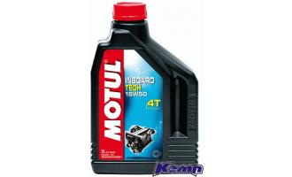 Масло Motul Inboard Tech 4T 2л. - купить в Таганроге