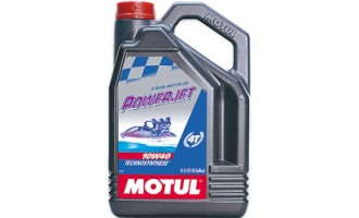 Масло Motul PowerJet 4T 4л. - купить в Таганроге
