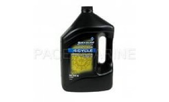 Масло Quicksilver Sterndrive & Inboard Synthetic 4-stroke 4л. - купить в Таганроге