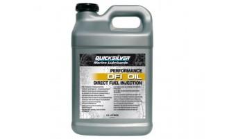 Масло Quicksilver DFI OIL 2-stroke 10л - купить в Таганроге