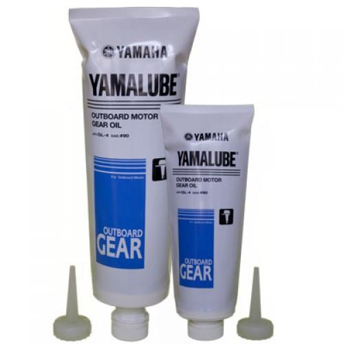 масло yamalube для редуктора лодочного мотора