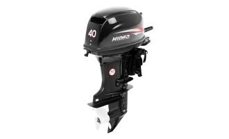 Лодочный мотор Hidea HD40FHS - купить в Таганроге