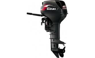 Лодочный мотор Suzuki DT 40 WRS (WRL) - купить в Таганроге