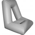 Кресло надувное Патриот серое