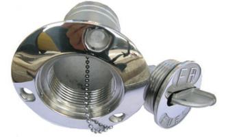 Горловина заливная 50мм (топливо) сталь  0662-0405 - купить в Таганроге